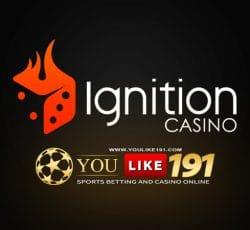 คาสิโนติดไฟ Ignition Casino คาสิโนเดิมพัน